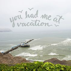We're dreaming of hot summer air, flip flops, beaches and sand. What's your favorite summer vacation spot? #takemeback #travel #beachlife #relaxation #vacation | Custom inspirational post for 6PM.com social media - www.amandameracreative.com/blog