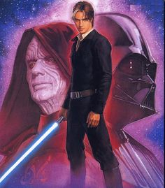 Ferus Olin - the Human Jedi Padawan of Jedi Master Siri Tachi. Considered very mature for his age by many Jedi, Olin was well-respected for his dedication to the Jedi Order. Darth Caedus, Darth Revan, Darth Vader, Star Wars Rpg, Star Wars Jedi, Cyberpunk, Jacen Solo, Saga, Apocalypse Character
