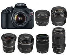 Best Lenses for Canon EOS Rebel T5/1200D DSLR camera. Looking for recommended lenses for your Canon T5/1200D? Here are the top rated Canon T5/1200D lenses.