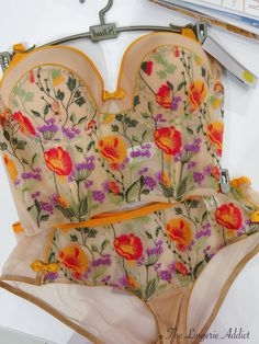 Lingerie Market Spring/Summer 2015: Styles and Trends for Next Season (Designers A-K)