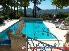A 45 minutes de Saint-Tropez, située dans un secteur trés calme. Belle propriété de 2.5 hectares. Piscine sécurisée. Terrain de jeux. Golf a 5 minutes. Aucun vis à vis. Belles prestations et proche toutes commodités http://www.partenaire-europeen.fr/Annonces-Immobilieres/France/Provence-Alpes-Cote-d-Azur/Var/Vente-Maison-Villa-F7-BRIGNOLES-816890 #maison #piscine