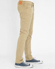 True Chino Moleskin 511 Pr Slim-Fit Jeans LEVI´S