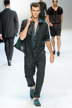 Dolce & Gabbana | Spring 2012 Menswear Collection | Style.com