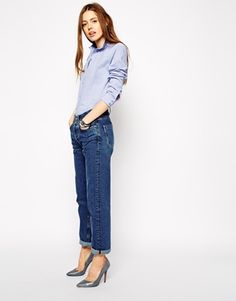 Enlarge ASOS Long Sleeve Casual Shirt