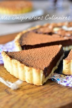Torta de chocolate Receita Conticini - The 100 best photographs ever taken without photoshop Donut Recipes, Tart Recipes, Sweet Recipes, Dessert Recipes, Chefs, Chocolate Pie Recipes, Chocolate Desserts, Pastry Cake, Sweet Tarts