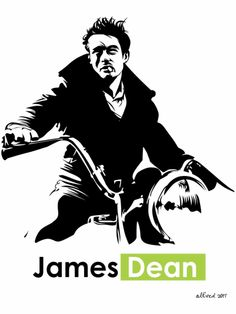Fredtezar : James Dean Vector Line Art Free James Dean, Stencil Art, Stencils, Marylin Monroe, Native American Art, Famous Faces, Face Art, Ronaldo, Movies