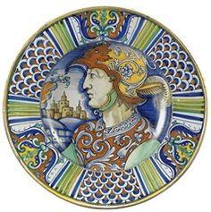 Ciotola-gamelio Deruta, prima metà del XVI secolo   Italian ...
