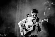 Marcus Mumford at Summer Stampede, London, 07/06/2013