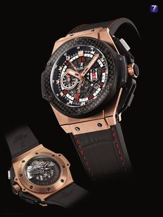 HUBLOT – KING POWER Besiktas King Gold Limited Edition