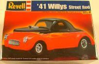 REVELL '41 WILLYS STREET ROD