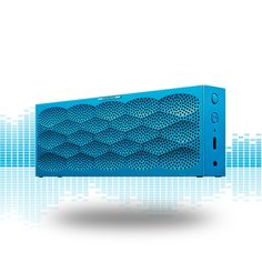 The MINI JAMBOX by Jawbone brings beautiful, wireless sound to any experience. Get the most out of every moment with the speaker that goes wherever you do. It's the perfect way to play music, movies, games and more on-the-go.