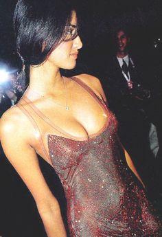Yasmeen Ghauri, Versace '95-'96