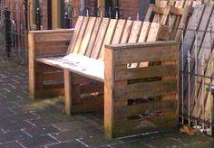 ¿Qué muebles puedes hacer con palets de madera?: ¿Qué es un palet industrial de madera?