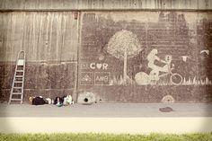 "El ""graffiti net"" del @movimentr Graffiti, Painting, Art, Art Background, Painting Art, Kunst, Paintings, Performing Arts, Painted Canvas"