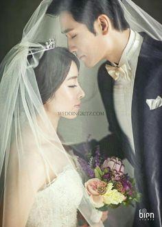 "Newly opened pre wedding photo Studio in Seoul, ""Bien Studio"" Pre Wedding Photoshoot, Wedding Poses, Wedding Shoot, Wedding Couples, Wedding Portraits, Wedding Ceremony, Dream Wedding, Trendy Wedding, Wedding Ideas"