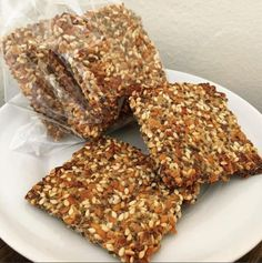 New Breakfast Cookies Healthy Low Carb Chocolate Chips 48 Ideas Breakfast Cookies, Eat Breakfast, Healthy Cookies, Healthy Snacks, Raw Food Recipes, Low Carb Recipes, Quick Easy Meals, Love Food, Brunch