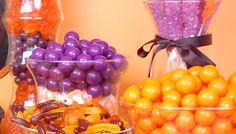 Spooky Halloween Candy Buffet - Candy Buffet 101