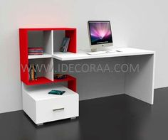 moderno escritorio muebles idecoraa