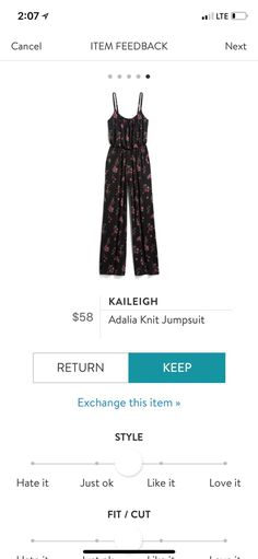 Want to earn Stitch Fix credit? Plus Size Jumpsuit, Stitch Fix Outfits, Jumpsuit Outfit, Stitch Fix Stylist, Printed Jumpsuit, Daily Fashion, Style Me, Personal Style, Style Inspiration