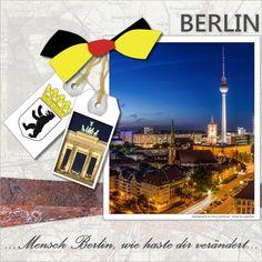 "...Mensch Berlin, wie haste dir verändert! / ...hey Berlin how you've changed! - ""B""-template by wondertalk.de"
