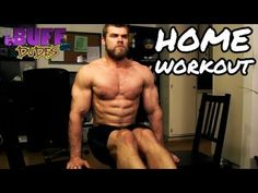 Home Workout Routine - Best Bodyweight Exercises