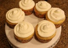 {homemade cake mix cupcakes}