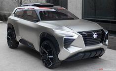 2018 Nissan 'Xmotion' Concept