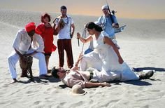 """Armario de Noticias: Duendes y locos de las dunas"""" este jueves en BA"""