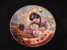 Tender Loving Care Perillio Collector's Plate   8.5 by burnedbunny