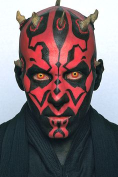 Battle of the Brushes 2016 character theme: Star Wars (Darth Maul shown)