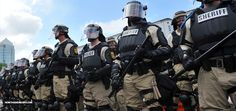Cleveland is seeking to buy 2,000 sets of riot gear, including riot-control suits and collapsible batons, as part of the city's latest move to spend a $50 million federal security grant for July's Republican National Convention.