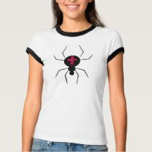 Spider With Cross Shirts