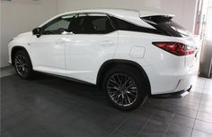 Lexus Rx 350 With Saddle Tan Leather Interior And Starfire