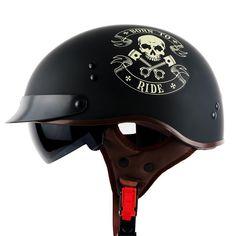 TORC vintage half face motorcycle <font><b>helmet</b></font> <font><b>vespa</b></font> retro open face harley <font><b>helmets</b></font> DOT capacete casco casque moto Vespa Retro, Retro Scooter, Retro Motorcycle Helmets, Retro Helmet, Motorcycle Shop, Vintage Helmet, Bike Helmets, Half Helmets, Motorcycles