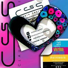 Lleva tus llaves con estilo único y atrevido. #ClaudiaCassani   Pedidos vía web & whatsapp [ver perfil]