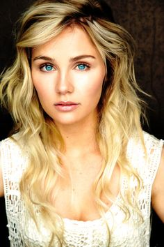 Clare Bowen.... Love her from Nashville! Envious of her hair and fashion!