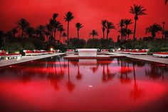 Totally red in Marrakesh