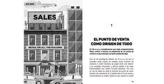 Diseño Editorial. Maquetación e ilustraciones para Retailholic de Jacinto Llorca.