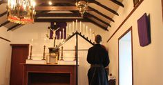 Below you can find the photos from Holy Saturday morning, the Easter Vigil and Easter Sunday morning.   Holy Saturday Tenebrae.       Brothe...