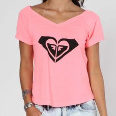 Blusa Roxy Vintage Forever - Rosa  a2413b1a658