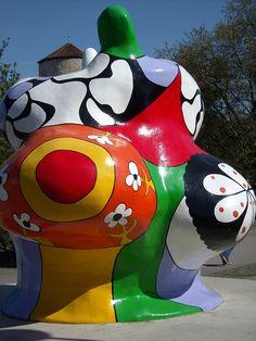 niki de Saint phalle images - Google Search