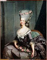 Princesse de Lamballe was the Grande Maitresse of all the French masonic ladies' lodges, for she saw freemasonry as a tool for creating a better world, as did many of her contemporaries. Her liberal politics were one of the reasons, according to scholar Bernard Fay, that King Louis XVI encouraged his wife towards the Polignacs, and away from Lamballe and her Orleanist salon.