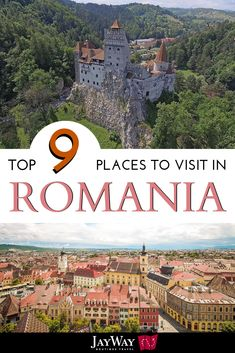 Romania is such an underrated country! Quaint cities with lots of history such as Sibiu in Transylvania, the capital Bucharest that will surprise you, beautiful castles such as Dracula's castle (Bran), and gorgeous mountains roads. A lot more, Europe Destinations, Europe Travel Tips, European Travel, Travel Guides, Budget Travel, Beautiful Places To Visit, Cool Places To Visit, Places To Travel, Places To Go