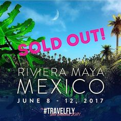 We have officially SOLD OUT of spaces for our #TravelFlySolo17 Weekend! If you are looking to book a solo room please contact us  directly at travel@parlourmagazine.com as we have a FEW Ocean View and Ocean Front King rooms that we have access to. More info on these rooms can be found by tapping the link on our bio. We truly appreciate the over 300 booking inquiries we received and can assure you that more travel experiences are soon to come. Travel Well #TravelFly!!
