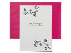 Hochzeitseinladungskarten Printemps