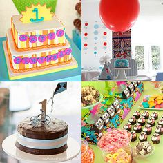 10 Creative First Birthday Party Ideas