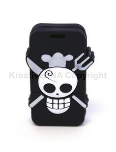 Funtech Skull USB Flash