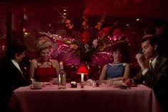 The New York Bars and Restaurants of Goodfellas - shot in salerno's in richmond hills NY New York Movie, New York Bar, Speakeasy Bar, Club Parties, Martin Scorsese, Supper Club, Cabaret, News, Roaring 20s