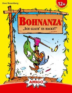 AMIGO 07900 - Bohnanza:Amazon.de:Spielzeug