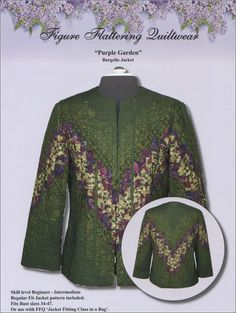 Bargello Jacket